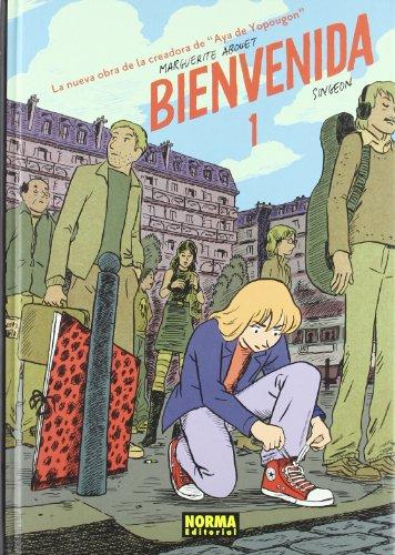 Bienvenida 1 / Welcome (Spanish Edition): Abouet, Marguerite, Singeon