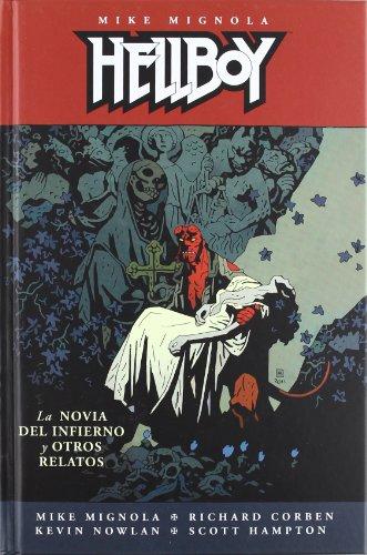 9788467908039: HELLBOY 15: LA NOVIA DEL INFIERNO Y OTROS RELATOS (Ed. Cartoné)