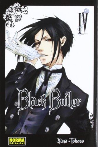 9788467908107: BLACK BUTLER 04 (Shonen - Black Butler)