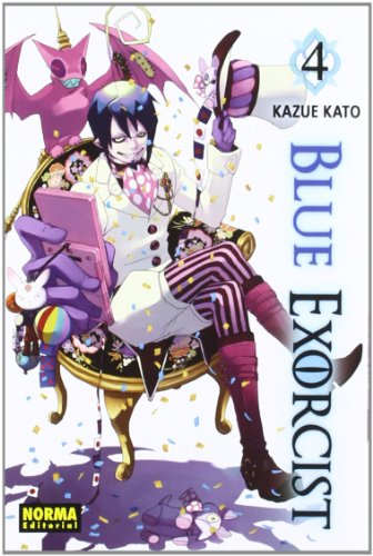 Blue Exorcist 4 (Spanish Edition): Kazue Kato