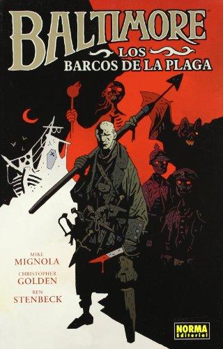 9788467908459: BALTIMORE 1: LOS BARCOS DE LA PLAGA