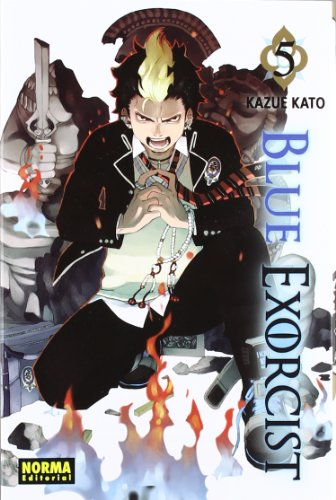 9788467908800: BLUE EXORCIST 05