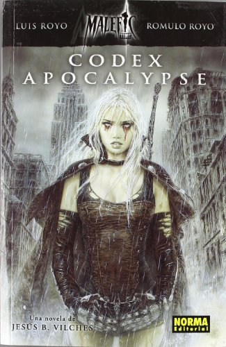 9788467908978: MALEFIC TIME CODEX APOCALYPSE NOVELA