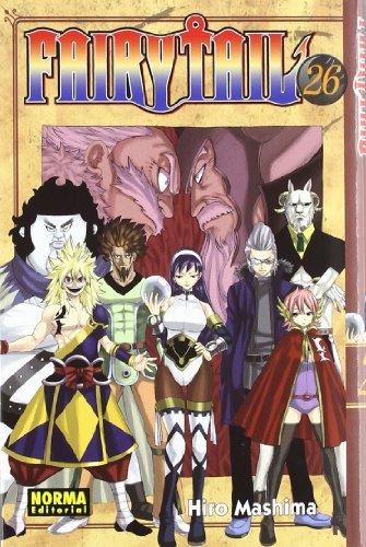 9788467909012: FAIRY TAIL 26 (Cómic Manga)