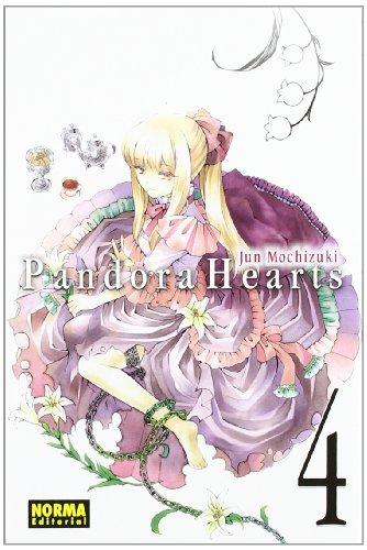 9788467909173: PANDORA HEARTS 04
