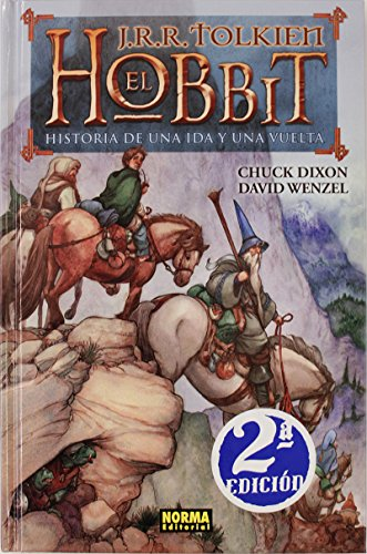9788467909227: El Hobbit Edición regular cartoné (CÓMIC USA)