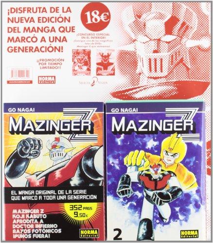 9788467909609: PACK MAZINGER 1 + 2 (CÓMIC MANGA)