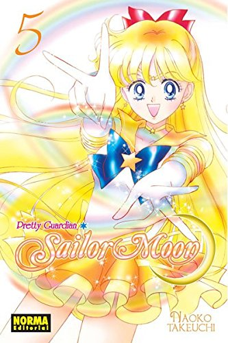 9788467909685: Sailor Moon 5 (CÓMIC MANGA)
