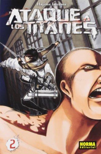 9788467909715: Ataque a los Titanes 2 (CÓMIC MANGA)