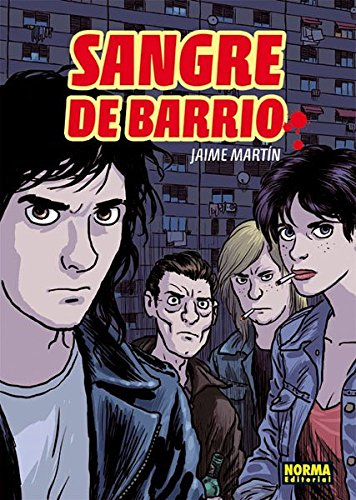 9788467909890: Sangre De Barrio