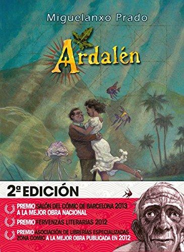 9788467909982: Ardalén Portada nueva (MIGUELANXO PRADO)