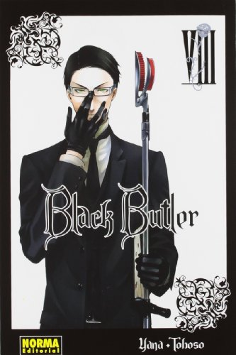 9788467910247: BLACK BUTLER 8 (CÓMIC MANGA)
