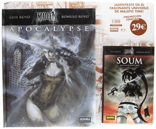 9788467910544: PACK MALEFIC TIME + SOUM (CÓMIC MANGA)