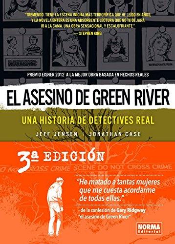 9788467910667: El Asesino De Green River (CÓMIC USA)