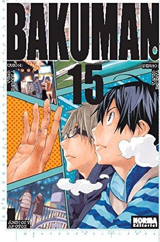 9788467911008: Bakuman 15 (Cómic Manga)