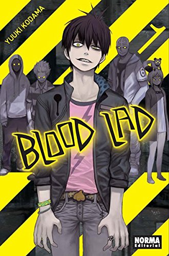 9788467911534: Blood Lad 1