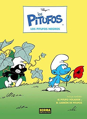 9788467911572: Los Pitufos 1, Los pitufos negros