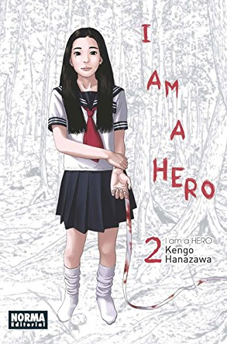 9788467911848: I Am a Hero 2 (CÓMIC MANGA)