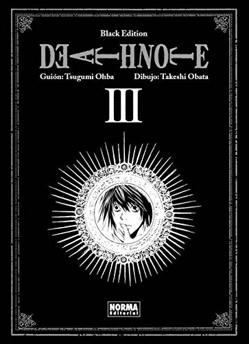 9788467912111: DEATH NOTE BLACK EDITION 03