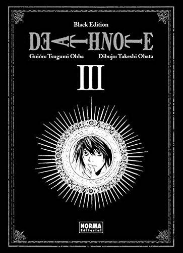 9788467912111: Death Note Black Edition 3 (CÓMIC MANGA)