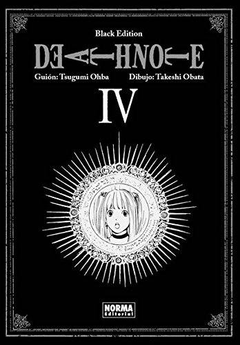 9788467912128: DEATH NOTE BLACK EDITION 4