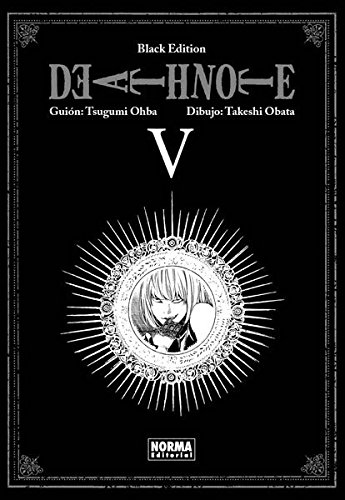 9788467912135: Death note 05: black editition