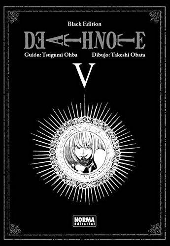9788467912135: DEATH NOTE BLACK EDITION 05 (CÓMIC MANGA)