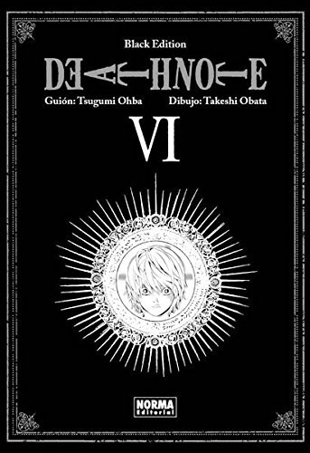 9788467912142: Death Note Black Edition vol 6 (CÓMIC MANGA)