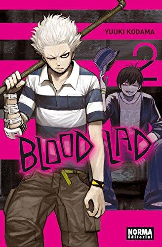 9788467912159: Blood Lad 02