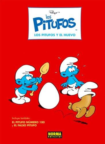 9788467912562: Los pitufos 5. Los pitufos y el huevo (INFANTIL Y JUVENIL) - 9788467912562