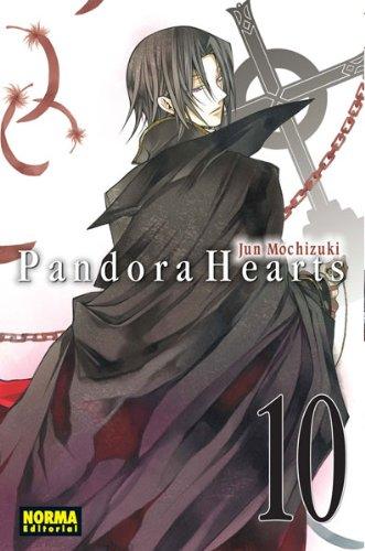 9788467912654: Pandora Hearts 10 (CÓMIC MANGA)