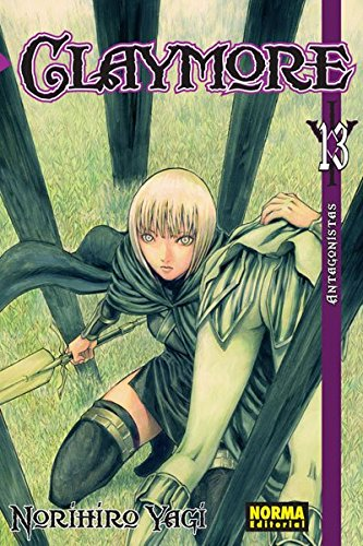 9788467913255: Claymore 13