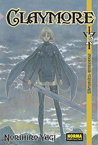 9788467913279: Claymore 15