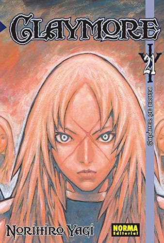 9788467913330: CLAYMORE 21