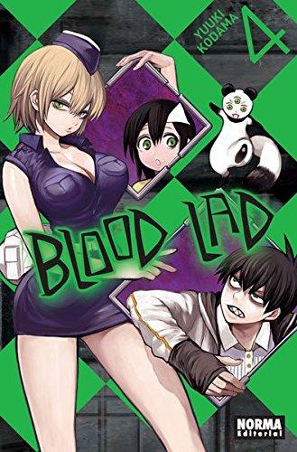 9788467913507: Blood Lad 04