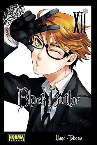 9788467913514: Black butler 12 (CÓMIC MANGA)
