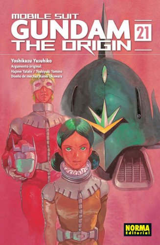 9788467913583: Gundam the origin 21 (CÓMIC MANGA)