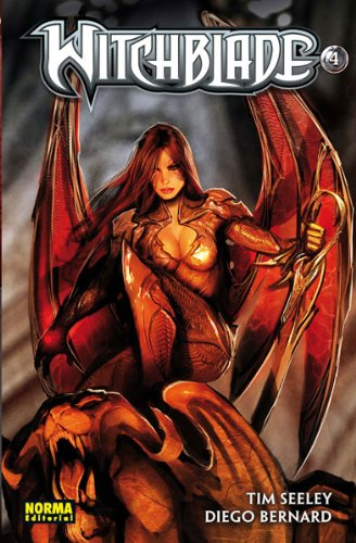 9788467913811: WITCHBLADE AO 02 VOL 04