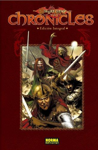 9788467913828: Dragonlance Chronicles Edición integral (CÓMIC USA)