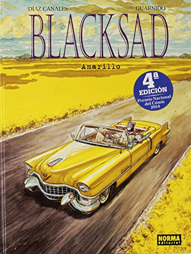 Blacksad 05: Amarillo: DIAZ CANALES, JUAN