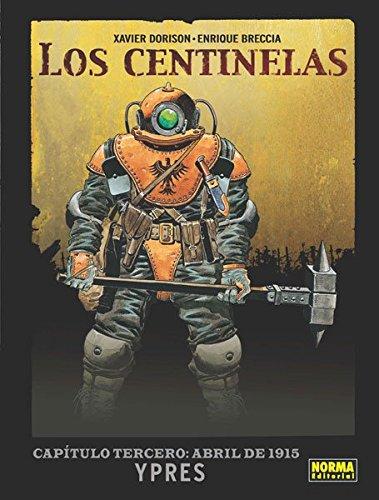 9788467914443: Los centinelas 03