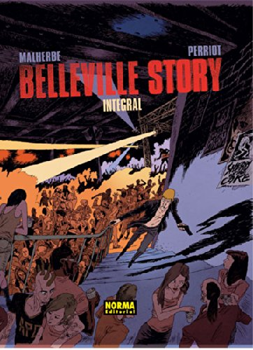 9788467914696: Belleville story integral (CÓMIC EUROPEO)