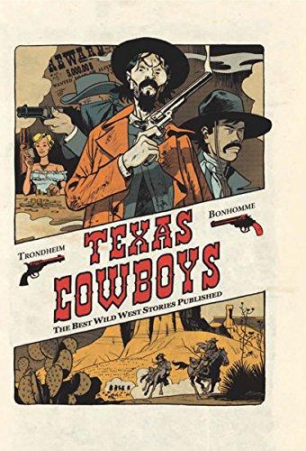 9788467914849: Nomadás 69- Texas Cowboys (Comic Europeo (norma))