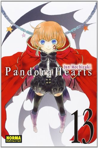 9788467915105: Pandora hearts 13 (CÓMIC MANGA)