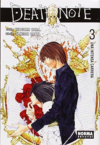 9788467917260: DEATH NOTE 03 (Shonen Manga - Death Note)