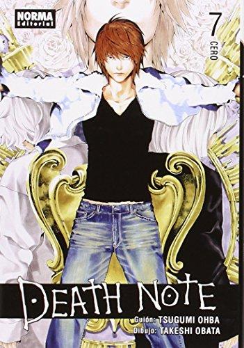 9788467917307: DEATH NOTE 07 (Shonen Manga - Death Note)