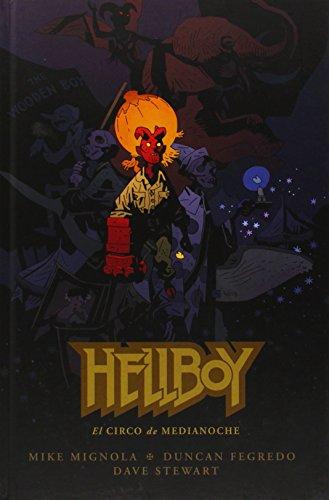 9788467917390: Hellboy 18: El circo de medianoche (Spanish Edition)