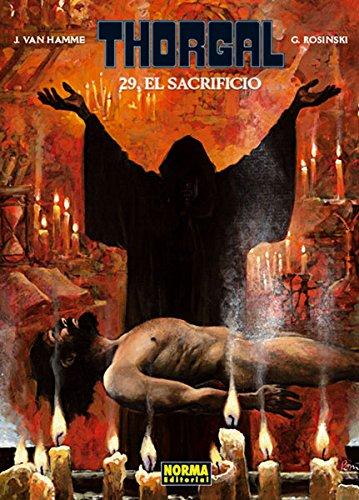 9788467917673: Thorgal 29. El sacrificio (Europeo - Thorgal (cartone))