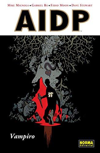 9788467917956: AIDP 23. Vampiro