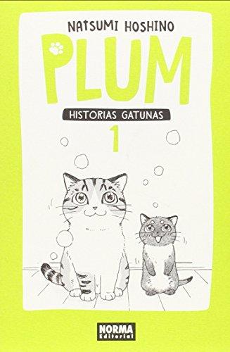 9788467918212: PLUM HISTORIAS GATUNAS 01